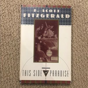 Other - This side of paradise by f scott fitzgerald